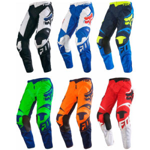 Green Customized Quality Mx/MTB Gear OEM Motocross Pants (MAP23) pictures & photos
