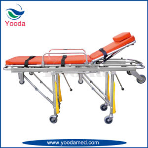 Aluminum Alloy Ambulance Cot pictures & photos