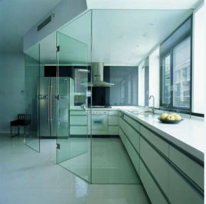 Frameless Tempered Glass Door Panel pictures & photos
