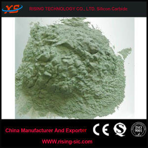 All Size of Green Silicon Carbide Powder with High Purity 98.5%Min Sic pictures & photos