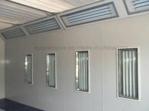 Ce Certificated Car Spray Paint Booth for Sale pictures & photos