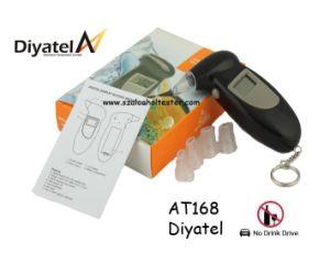 Smart Digital Alcohol Gadget Alcohol Tester, Breathalyzer Breath Detector At168