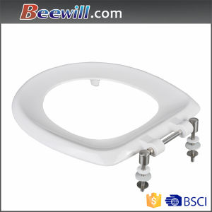 Urea Material Single Ring Toilet Seats for Handicapped pictures & photos