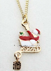 Christmas Jewelry/Christmas Necklace/Christmas Pendants (XJW13353) pictures & photos