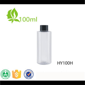 100ml Screw Cap Pet Bottle Cosmetic Bottle for Liquid pictures & photos
