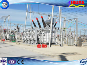 Steel Structural Electric Transformer Substation (TS-001) pictures & photos