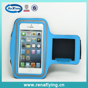 Practical TPU Phone Armband Mobile Phone Case for iPhone 5 pictures & photos