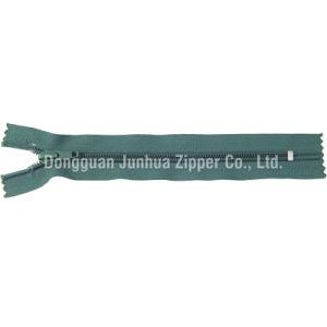 Injection Plastic Top Stopper Nylon Zipper (JH-NZ-15)