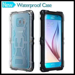 New Shockproof Waterproof Case for Samsung Galaxy S6 and S6 Edge with Screw pictures & photos