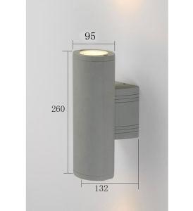 Hot Sale IP54, Aluminum, 64W Outdoor Wall Light (KA--G82/2) pictures & photos