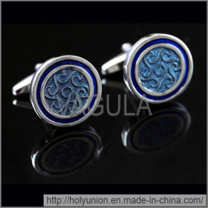 VAGULA Cuff Links Designer Brass Cufflinks (Hlk31711) pictures & photos