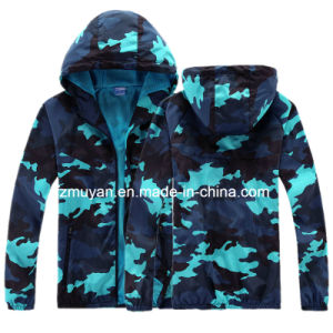 Men ′s Camouflage Hoodies Sports Shirts pictures & photos