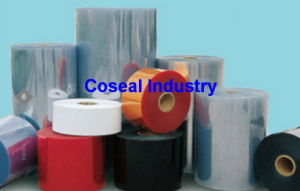Rigid PVC Sheet and Rigid PVC Film From Coseal pictures & photos