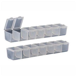 Plastic Container for Medicine (NJ76) pictures & photos