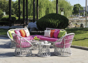 All Weather Rattan Outdoor Lounge Set