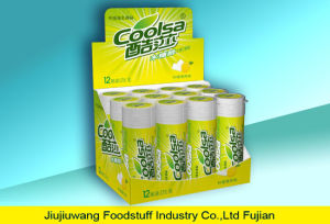 Coolsa 27g Lemon Flavor Chewing Gum pictures & photos