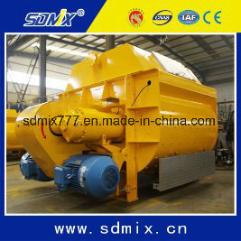 1500L Twin Shaft Compulsory Concrete Mixer-Same Quality with Sicoma pictures & photos