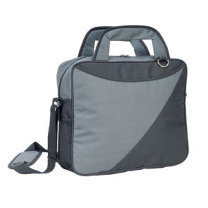 Promotion Polyester Laptop Messenger Shoulder Computer Document Notebook Bag pictures & photos