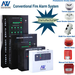 Synchronical Home Security Fire Alarm Monitoring System pictures & photos