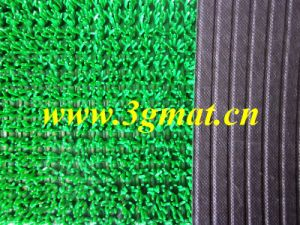 2017 Hot Selling 3G PVC Grass Mat pictures & photos