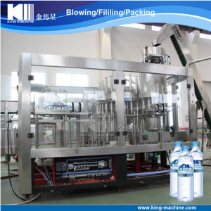 Automatic Complete Mineral Water Production Line / Bottling Machine pictures & photos