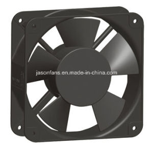 180*180*60mm Cage Type Capacitor Induced Motor Fan (FJ18062AB) pictures & photos