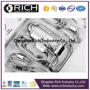 Tc BV Certification Hardware Assorted Quick Link Rigging Hardware/Marine Hardware, Rigging Hoisting Link Universal Rotating Rigging of Eight Universal Rigging pictures & photos