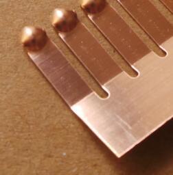 EMC Door Shielding Strip pictures & photos