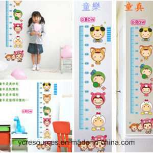 Wall Stickers, Children Height-Cartoon Design pictures & photos