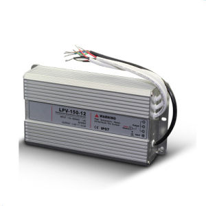 Lpv- 150-12 150 W 12V Overload Function Waterproof Power Supply pictures & photos