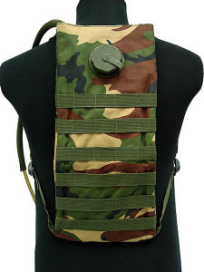 Tactical 3L Military Hydration Water Backpack