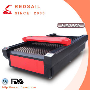 Large Size Flat Bed Laser Engraving Cutting Machine Redsail Cm1325