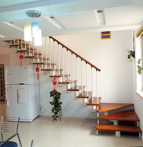 Ritz Railing /Indoor Iron Railing Design/Antique Staircase/Staircase pictures & photos