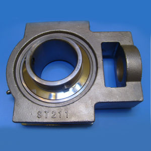 Stainless Steel Pillow Block Units Bearing with Mounted Bearing Housing (SUCT211)