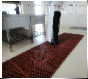 Rubber Kitchen Mat/ Rubber Restaurant Mat /Rubber Deck Mat pictures & photos