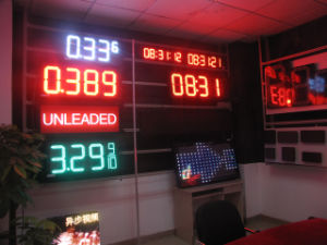 18inch Outdoor LED Gas Price Signs