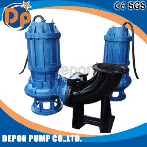 Dn250mm Submersible Sewage Pump for Gold Mining pictures & photos