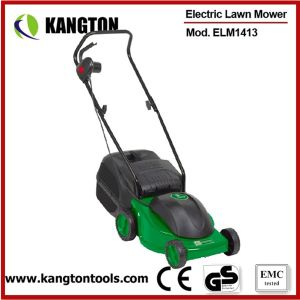 1000W Electric Lawn Care Machine Lawn Mower (ELM1413) pictures & photos