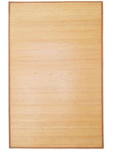 Natural Bamboo Slat Area Rug Floor Carpet Mat pictures & photos