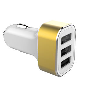 Cigarette Lighter Car Charger 1 Male to 3 Female pictures & photos