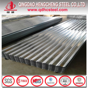 Galvalume Corrugated Steel Sheet for Outside Wall or Roof pictures & photos