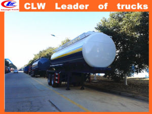 Two Axles Fuel Transportation Tanker Truck Semi-Trailer pictures & photos