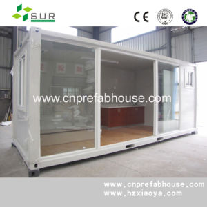 China Supplier Modern House Beautiful Prefabricated House pictures & photos