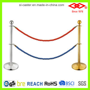 Titanium/ Stainless Steel Queue Barrier (WL04-32B51B&51T) pictures & photos