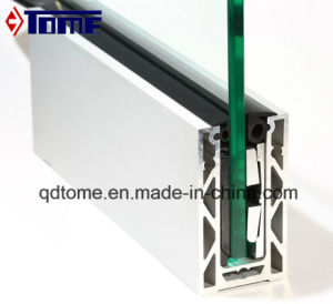 Aluminum Hollow Glass Channel pictures & photos