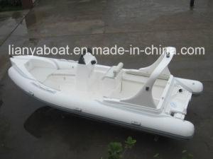 Liya 6.2m Rubber Boat Hypalon Rafts Dinghy Manufacturer Boats Sale Fiji pictures & photos