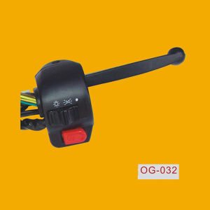 Best Material Handle Switch, Motorcycle Handle Switch for Og032 pictures & photos