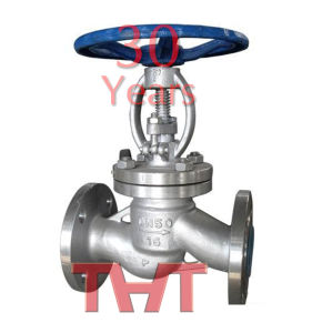 Manual Stainless Steel Globe Valve pictures & photos