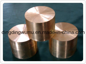 Tungsten Copper Bar for Semiconductor pictures & photos