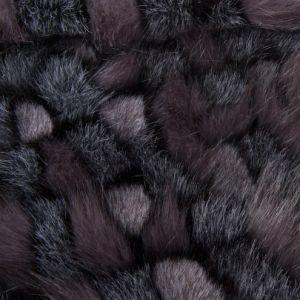 Jacquard Fur Multi-Colored Fur (DTH023)